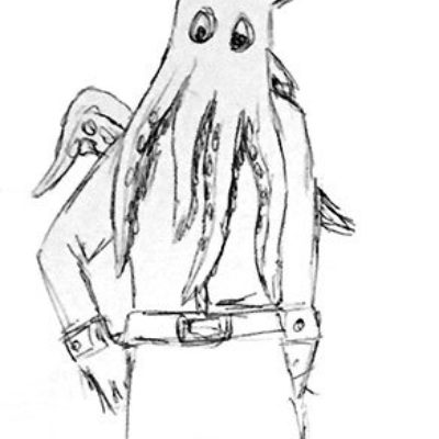 May 20, 2016 - Squid-Man