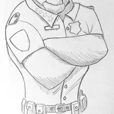 June 18, 2016 - Chief Bogo