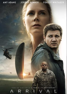 Movies: Arrival by Denis Villeneuve