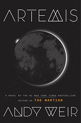Books: Artemis by Andy Weir