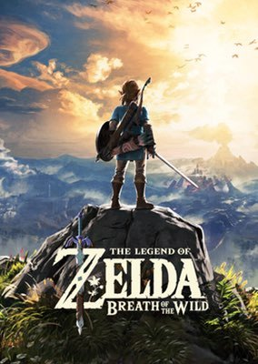 Games: The Legend of Zelda: Breath of the Wild by Nintendo