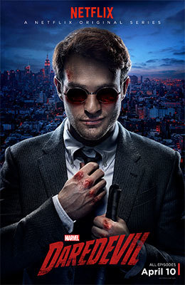 TV Shows: Daredevil (Season 1) by Drew Goddard