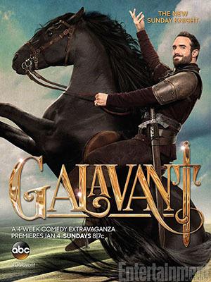 TV Shows: Galavant (Season 1) by Dan Fogelman