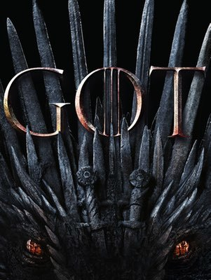 TV Shows: Game of Thrones (Season 8) by David Benioff & D.B. Weiss.
