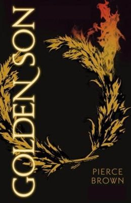 Books: Golden Son by Pierce Brown.