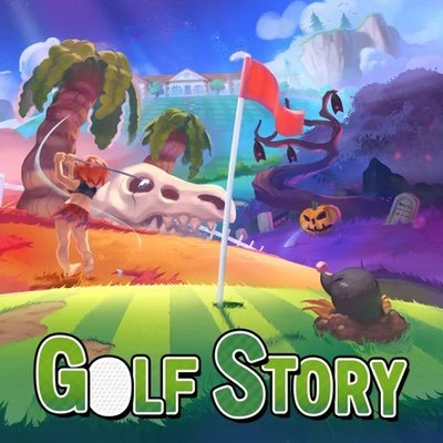 Games: Golf Story by Sidebar Games