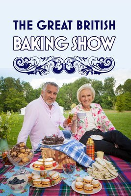 TV Shows: The Great British Baking Show by Andy Devonshire & Scott Tankard.