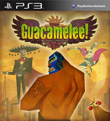 Games: Guacamelee! by Drinkbox Studios