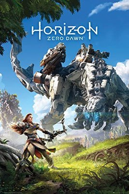 Horizon Zero Dawn by Guerrilla Games