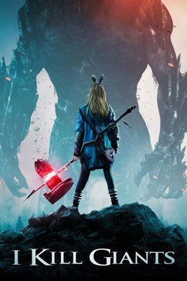 I Kill Giants by Anders Walter
