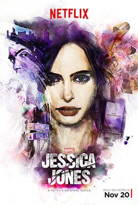 TV Shows: Jessica Jones (Season 1) by Simon Cellan Jones, S.J. Clarkson, and others