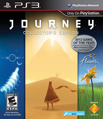 Games: Journey Collector's Edition by thatgamecompany