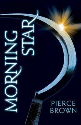 Books: Morning Star by Pierce Brown.