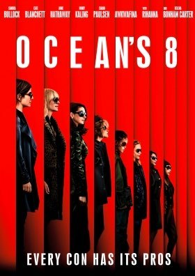 Movies: Ocean's 8 by Gary Ross