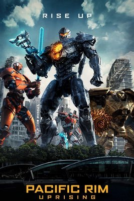 Pacific Rim: Uprising by Steven S. DeKnight