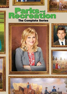 TV Shows: Parks & Recreation: Full Series by Greg Daniels & Michael Schur