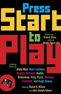 Books: Press Start to Play by Various Authors