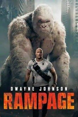 Movies: Rampage by Brad Peyton