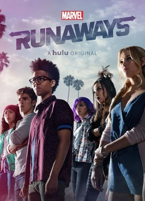 TV Shows: Runaways (Season 1) by Stephanie Savage & Josh Schwartz