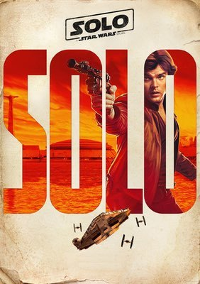 Movies: Solo by Ron Howard