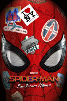 Movies: Spider-Man: Far from Home by Jon Watts.