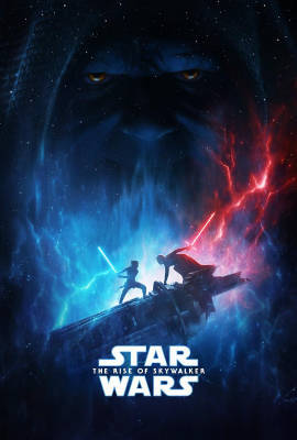 Movies: Star Wars: The Rise of Skywalker by J.J. Abrams.