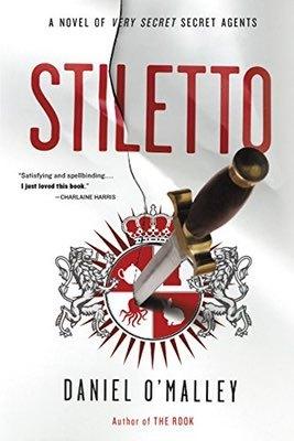 Cover: Stiletto