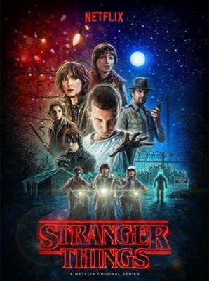 TV Shows: Stranger Things (Season 1) by Matt & Ross Duffer