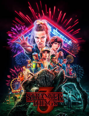 TV Shows: Stranger Things (Season 3) by Matt & Ross Duffer.