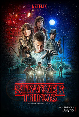 Stranger Things (Season 1)
