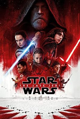Movies: Star Wars: The Last Jedi by Rian Johnson