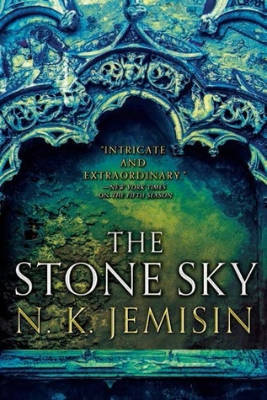 Books: The Stone Sky by N. K. Jemisin.