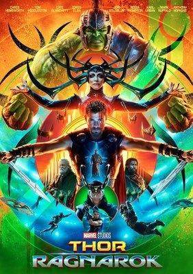 Movies: Thor: Ragnarok by Taika Waititi