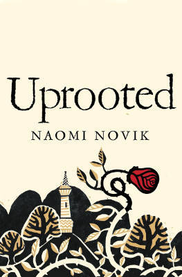 Books: Uprooted by Naomi Novik.