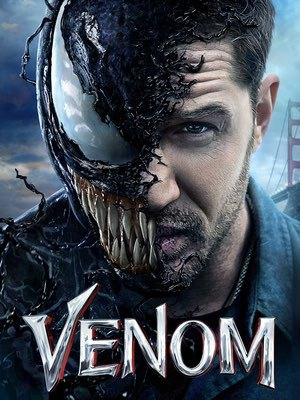 Movies: Venom by Ruben Fleischer