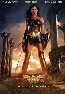 Movies: Wonder Woman by Patty Jenkins