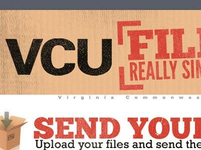 VCU FileDrop