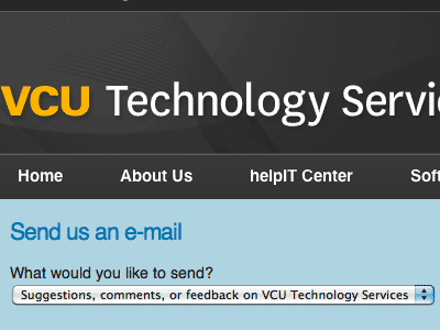 VCU Technology Services